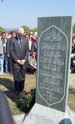 The Real Srebrenica Genocide