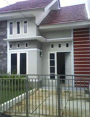home decor: Desain Pagar Rumah Minimalis 1709111031