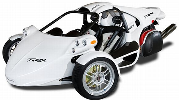 T rex cars car review for T rex motor cycle