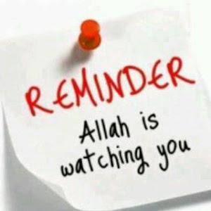 Astagfirullahal'azim, Allahuakbar !