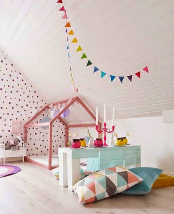 Interior Design Ideas for kid's room