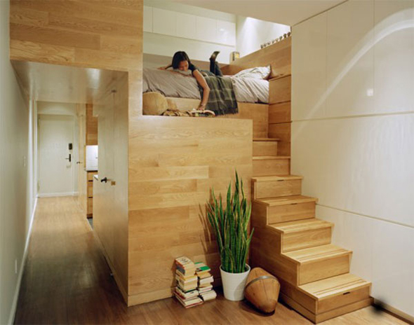 Home Decor 2012 Small homes interior ideas