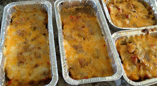 Salsa Cheese Meatloaf