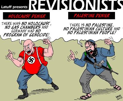 Criticar Israel não é antissemitismo - Charge Latuff 6