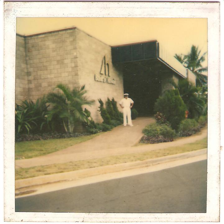 César Rivera - Hawaii - Honolulu - Año 1981