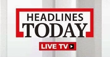 Headlines Today Live TV Streaming Online Free YouTube in Hindi
