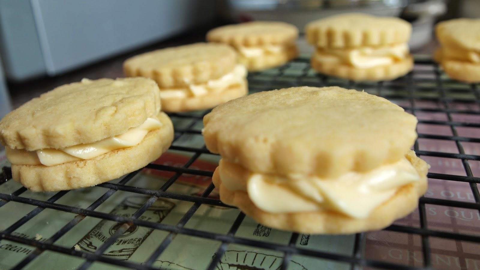 Biscuit custard cream: recipe, photo 75