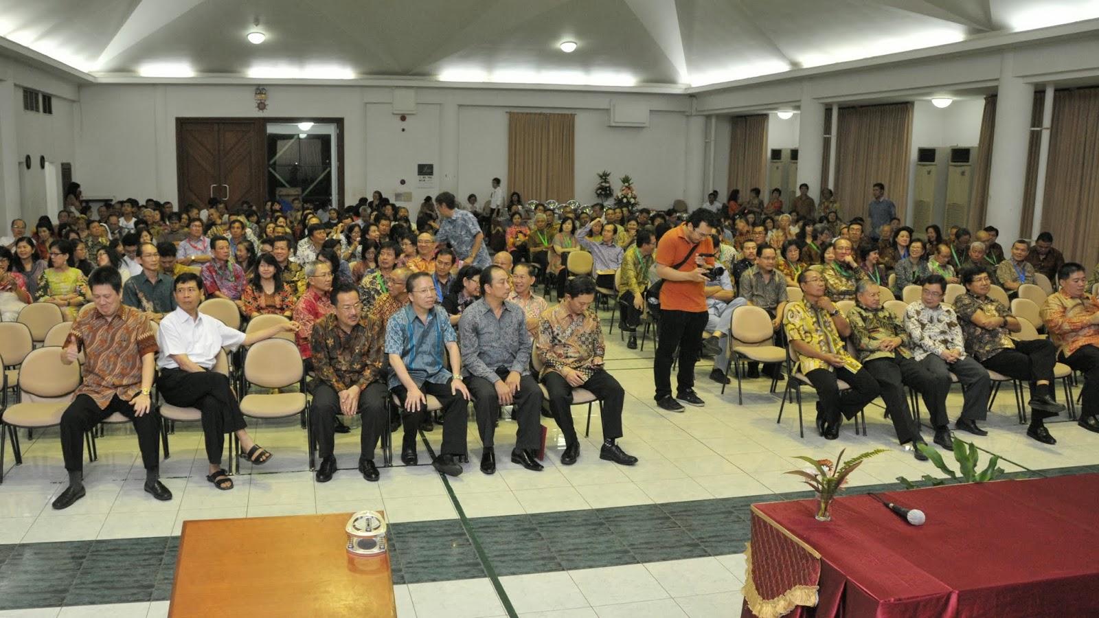 Acara Ramah Tamah setelah Pelantikan DP MKK 2014