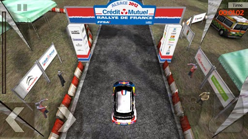 Free Download WRC The Official Game Mod Apk + Data