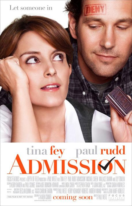 Admission 720p MKV Latino/Ingles