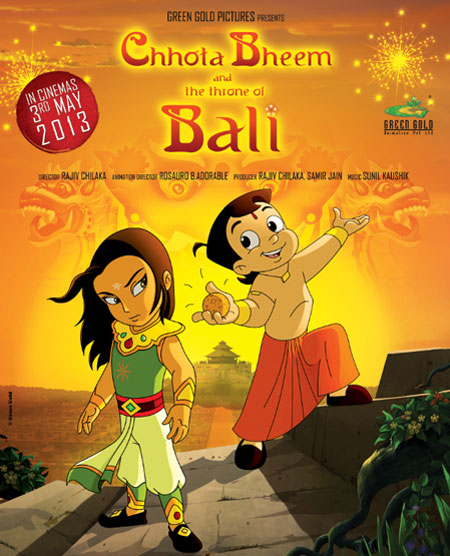 Chota Bheem And Throne Of Bali Movie Preview