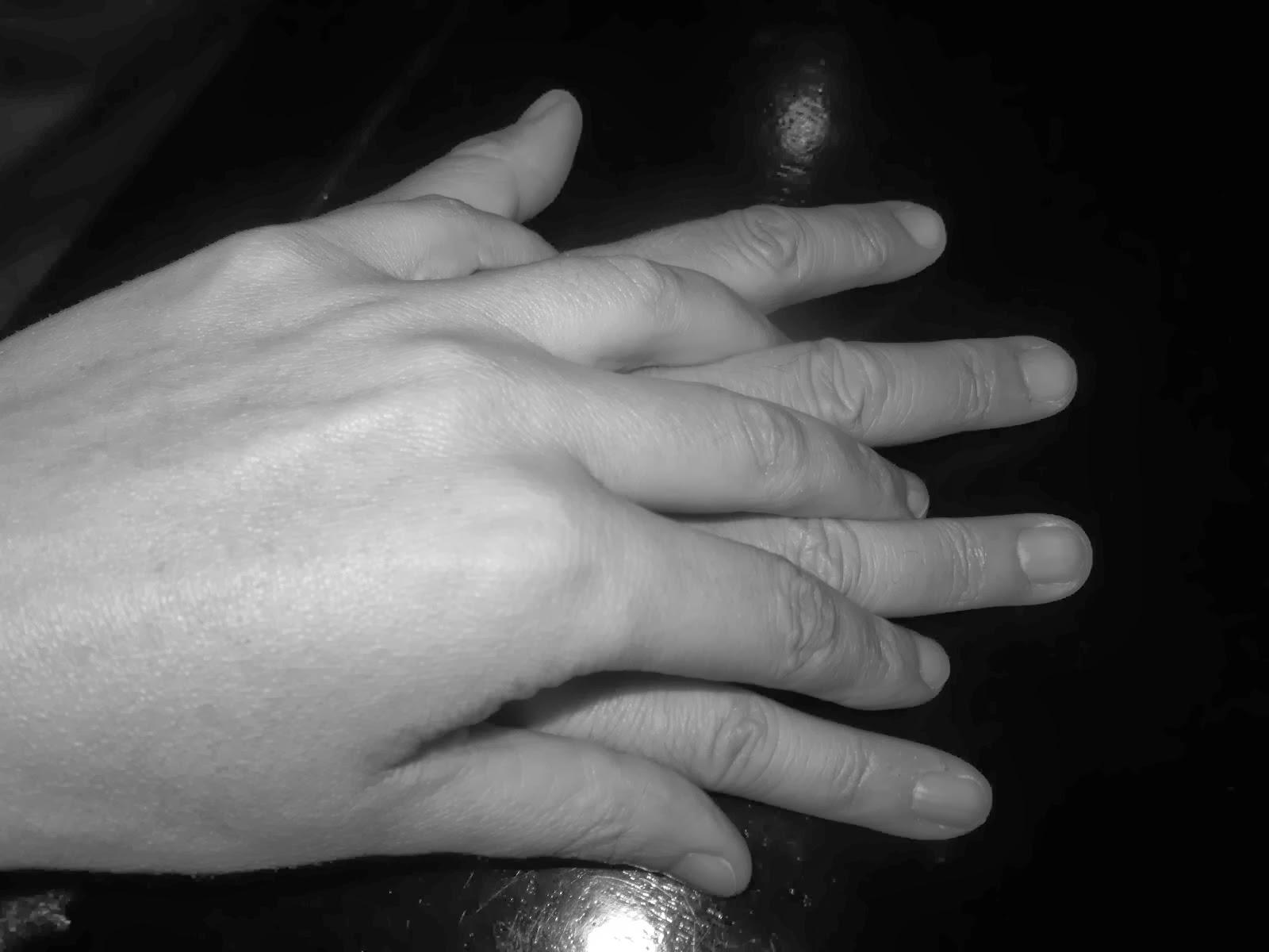 As (nossas) mãos