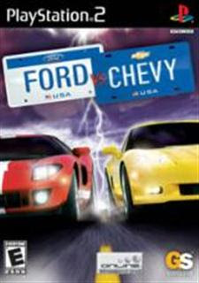 Ford vs. Chevy   PS2