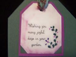 In Your Garden