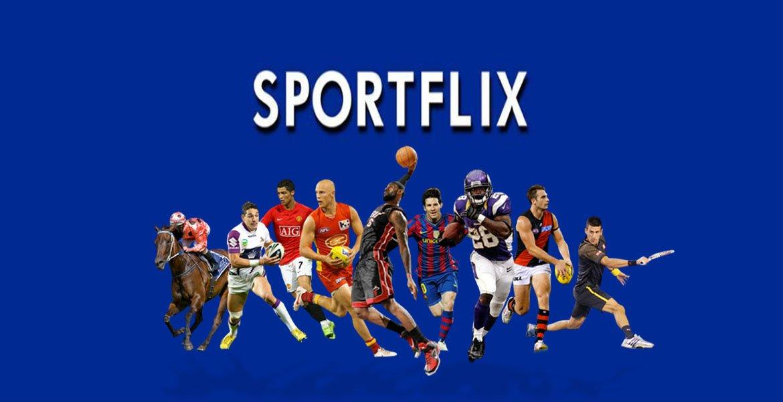 Resultado de imagen para netflix sports