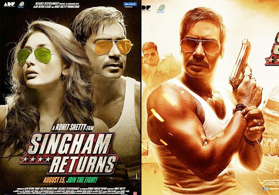 Singham Returns (2014) Full Hd Movie Online Watch