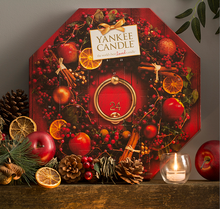 Yankee Candle Advent Calendar I Am Fabulicious