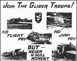 Glider Infantry Motto
