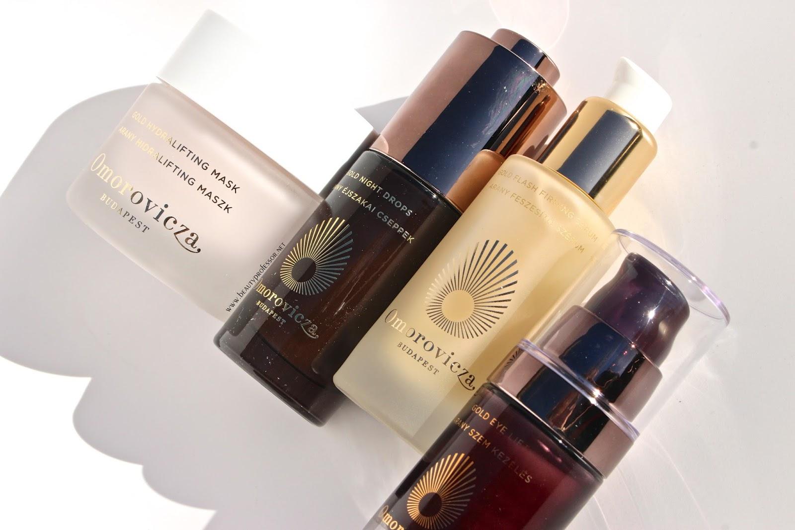 Last look.  sc 1 st  Beauty Professor & Beauty Professor: Skincare Spotlight: Omorovicza Gold Collection + ... azcodes.com