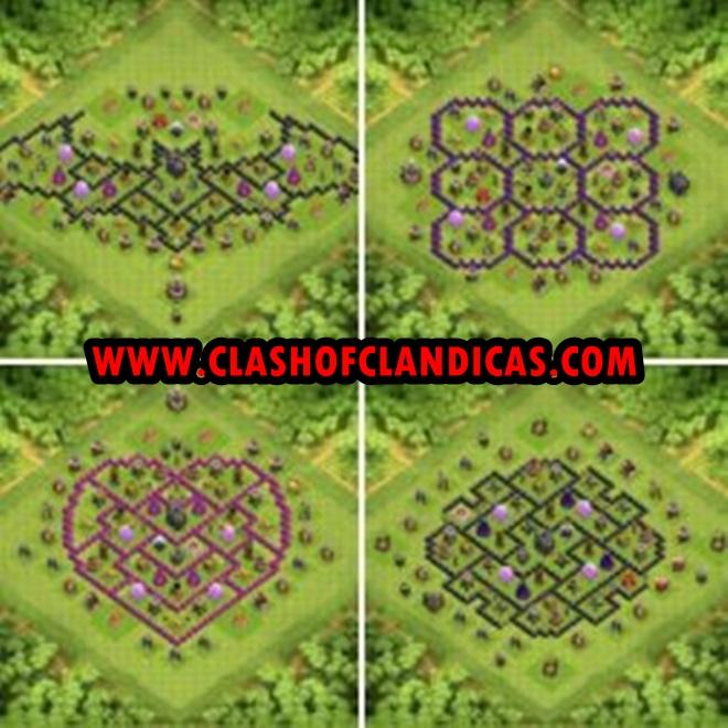 layouts e suas importÂncias veja clash of clans dicas clash