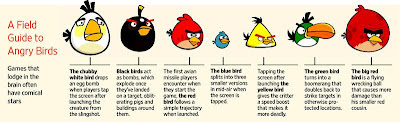 Lucunya Burung Angry Bird di Dunia Nyata Super Cute