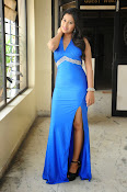 Manali Rathod photos in blue-thumbnail-1