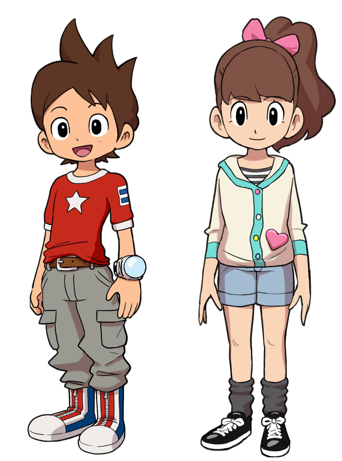 Yo kai watch ser distribu do pela nintendo no ocidente for Chambre yo kai watch