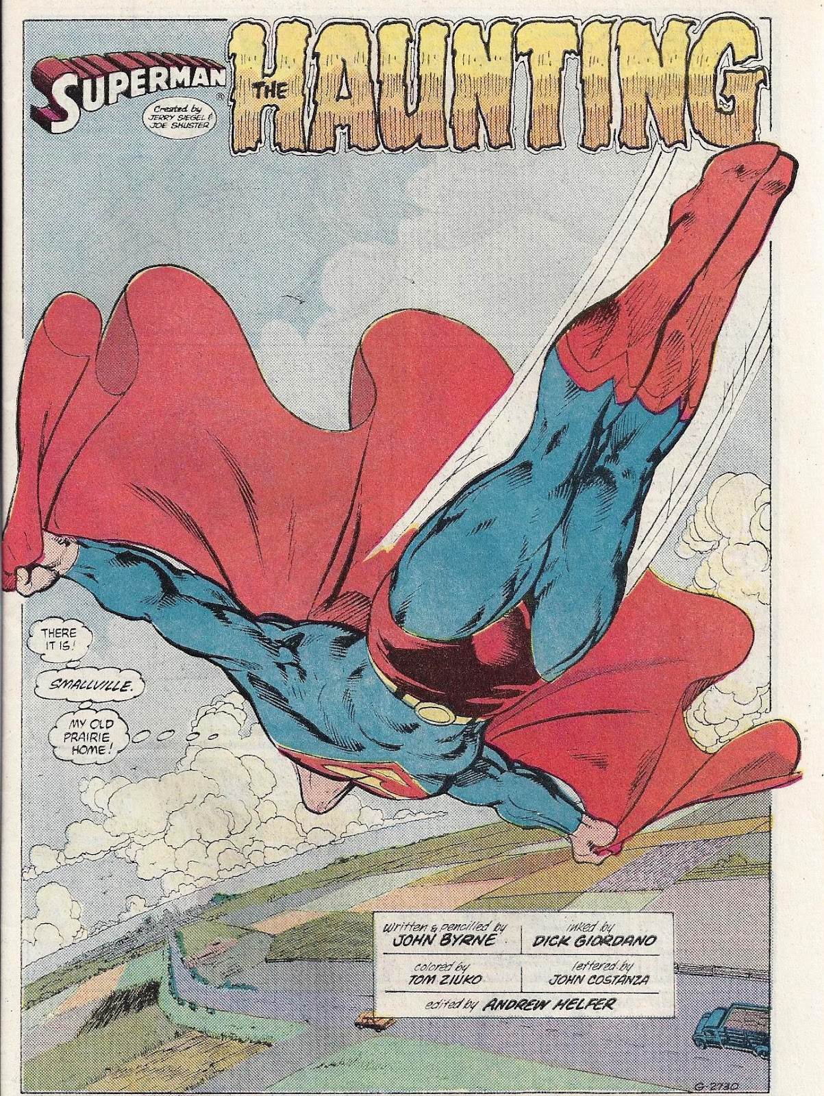 Bronze age babies building a better legacy the man of steel 6 karen were back with the final issue in this re imagining of superman id invite everyone to comment on the series as a whole as well as byrnes run on biocorpaavc