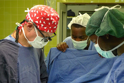 volunteer surgical education