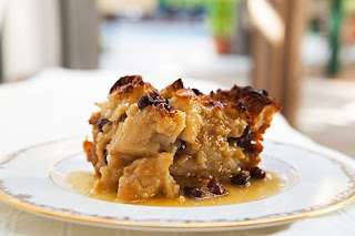 ... for the Busy Woman: Tempting Bread Pudding...without using alcohol