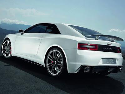 Audi Quattro Sport Concept