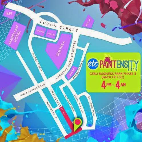 Sinulog-2015-Paintensity-Cebu-Business-Park