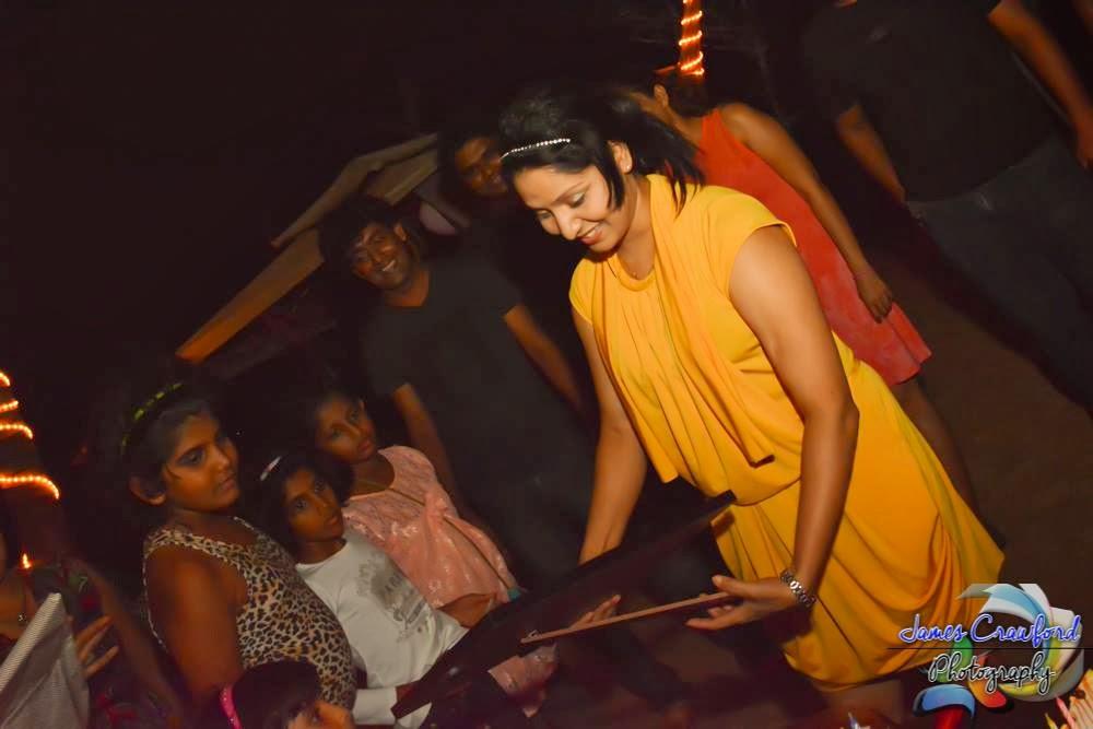 Udayanthi Kulathunga birthday party