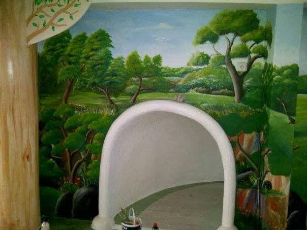 Lukisan Dinding Gua