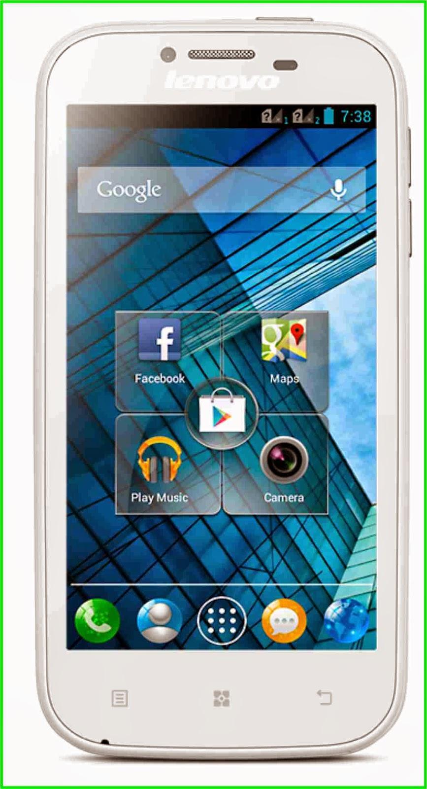 Berbagai Macam Handphone Android Terbaik,lenovo a706,