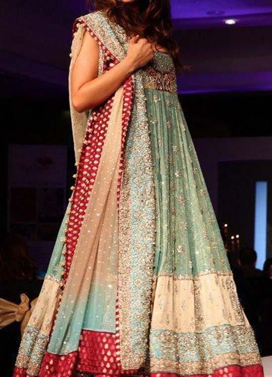 pakistani bridal dresses 2013 pak fashion