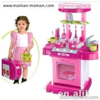 Mainan Kitchenset | Kitchenset Mainan | Mainan Kitchenset Anak | www.mainan-mainan.com
