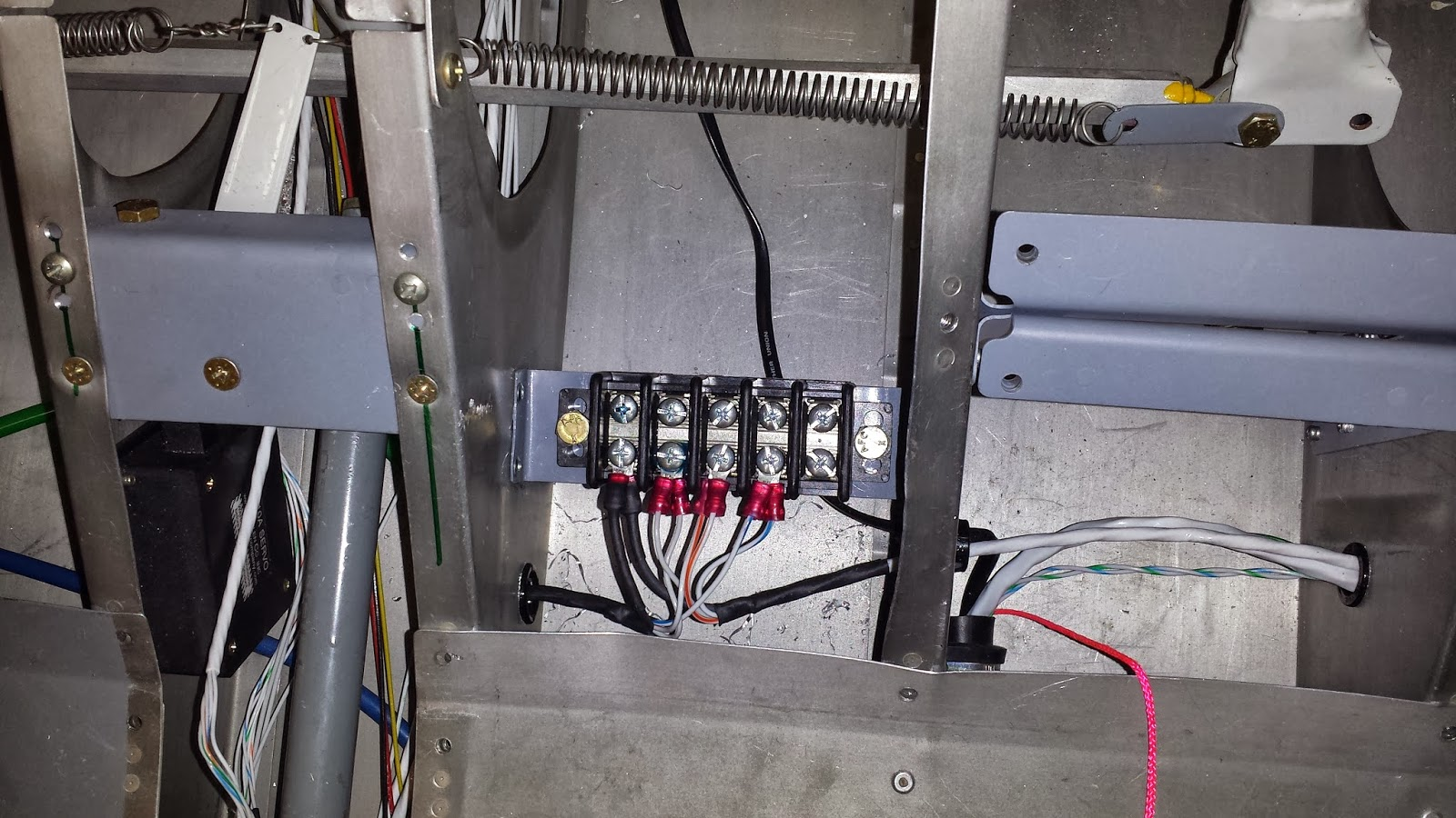 Mikes Rv7 Wiring And Panel To Lug Sub Diagram