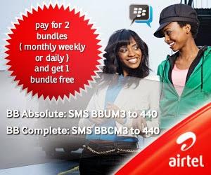 Airtel BBM Data