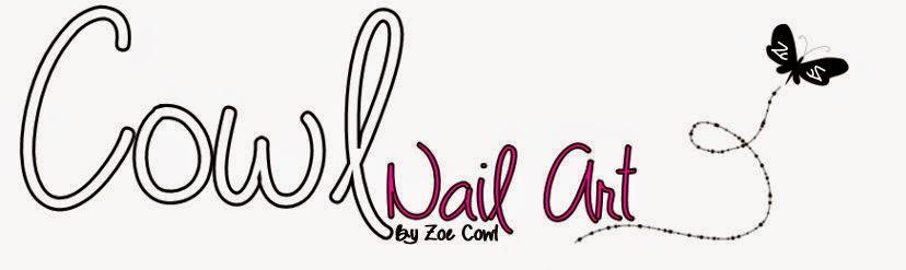Cowl Nail Art