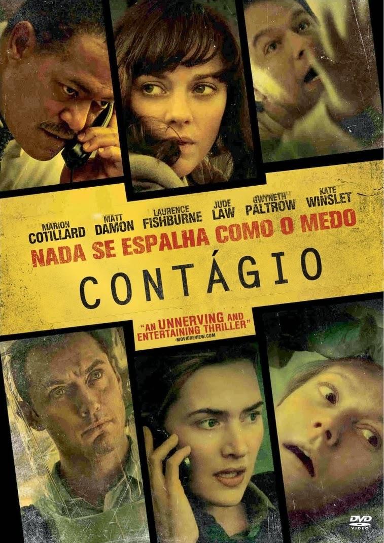 Contágio – Dublado (2011)