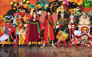 Film One Piece Movie Z Terbaru Subtitle Indonesia