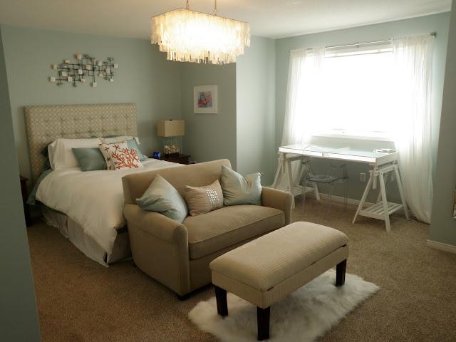 Benjamin Moore Wedgewood Gray Living Room
