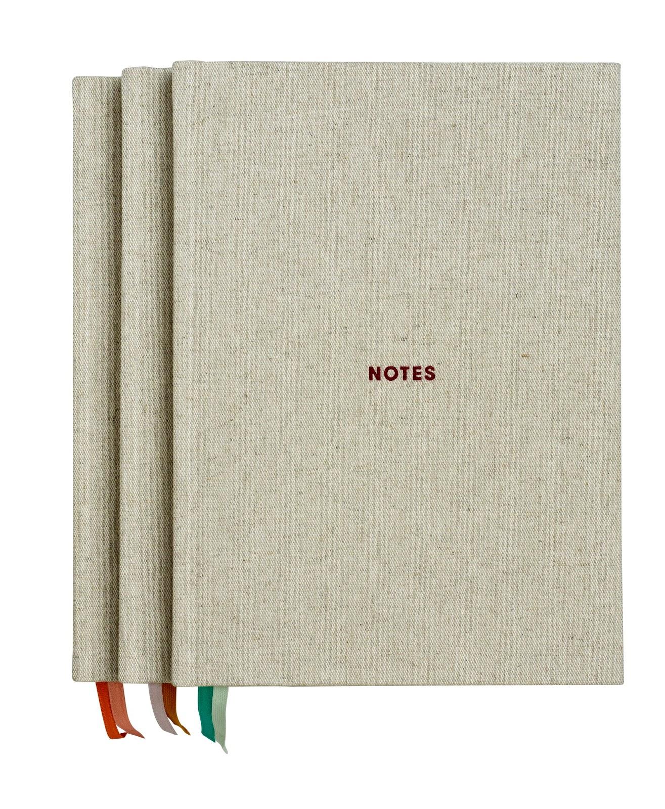 hay notebooks