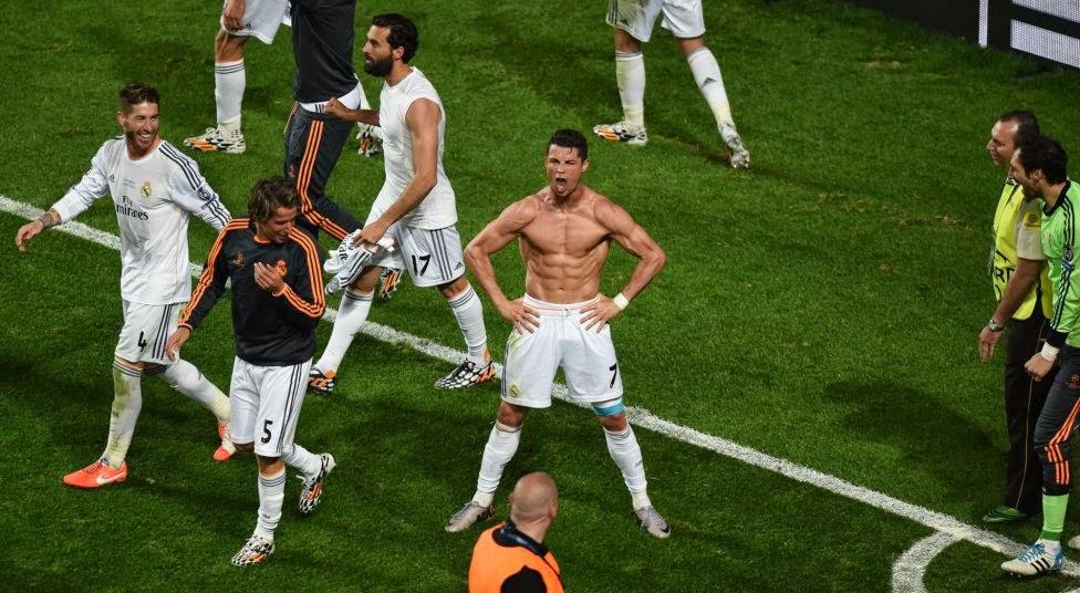 UEFA CHAMPIONS LEAGUE FINAL 2014