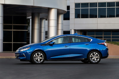 Chevrolet Raises Funds for STEM Education With 2016 Volt