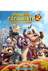 The Nut Job 2: Nutty by Nature (2017) BRRip 1080p Latino AC3 5.1 / Español Castellano AC3 5.1 / ingles AC3 5.1 BDRip m1080p