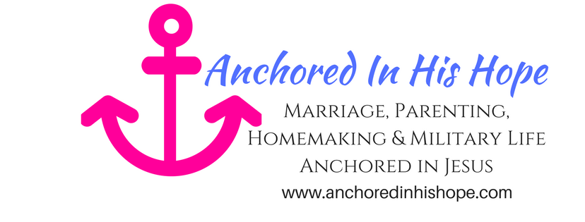 Anchored in His Hope