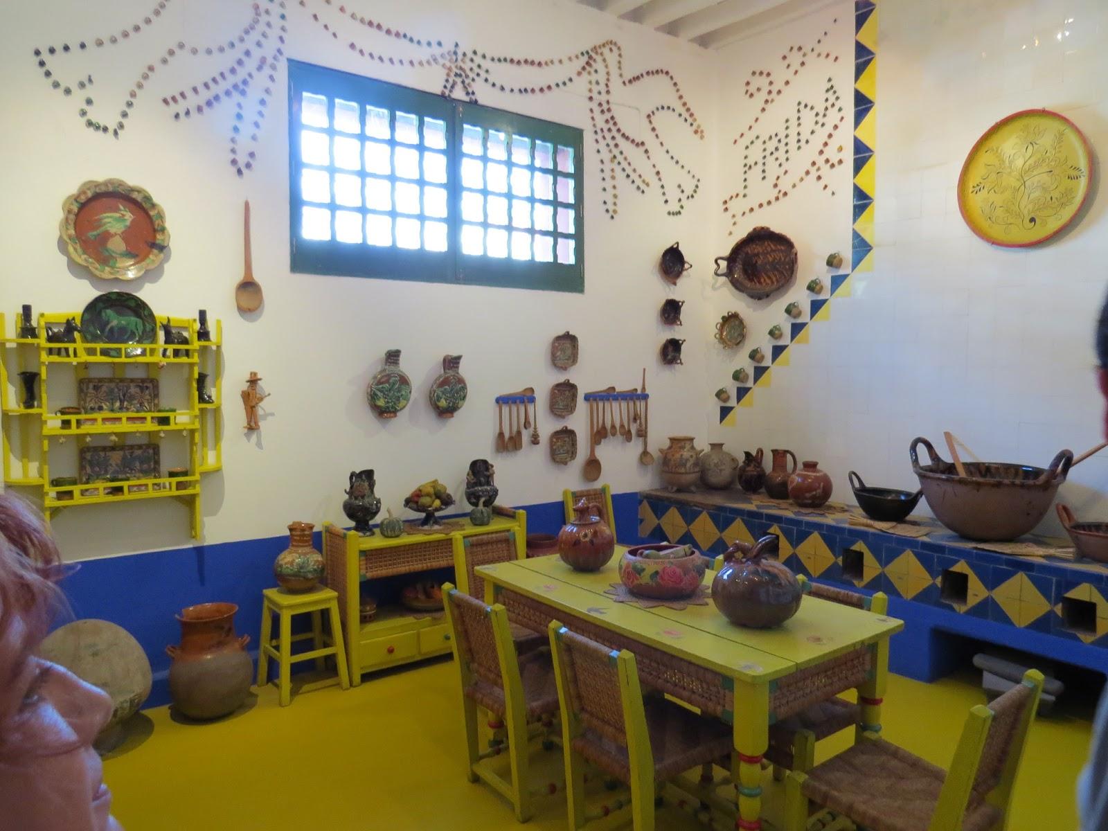 Latin America Mexico City Frida Kahlo Trotsky Museo De