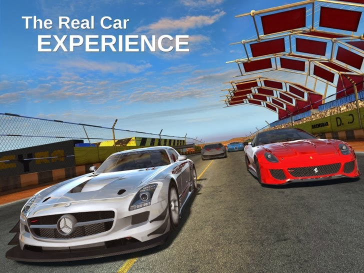 GT Racing 2: The Real Car Experience App iTunes App By Gameloft - FreeApps.ws